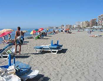 Playa de mezquitilla algarrobo playas de malaga marbella - Fotos de benalmadena costa ...